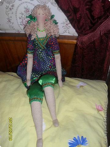 тильда - кукла