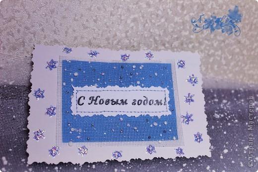 Новогодние открыточки 2 фото 2