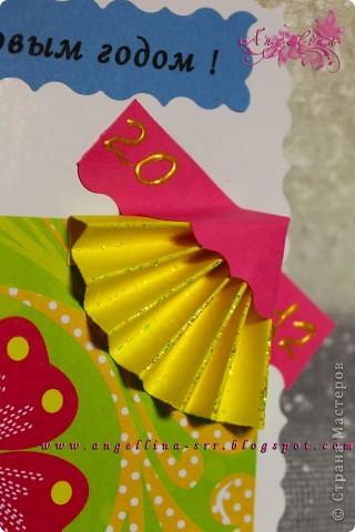 Новогодние открыточки 2 фото 5