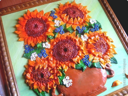 Очень люблю эти цветы похожие на солнышко.