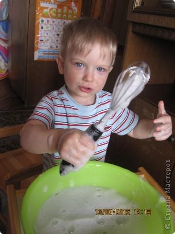 Ну очень интересно наливать цветную воду в стакан!!!! фото 4