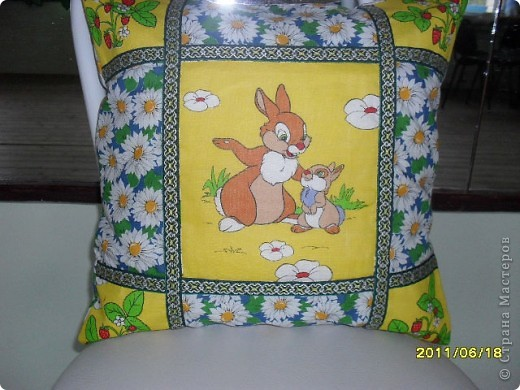 подушка детская фото 1
