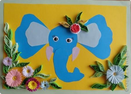 Слон,попавший в джунгли. фото 1