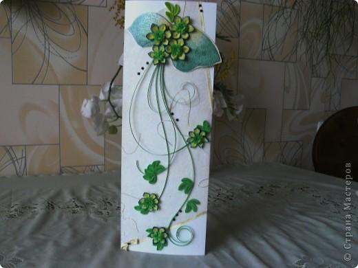 Привет из Одессы!!! Я опять с открытками, пусть у Вас будет хорошее настроение и красивые работы! Жду Вас к себе в гости! фото 9