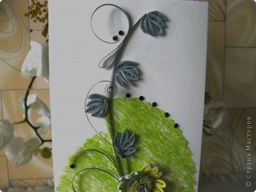 Привет из Одессы!!! Я опять с открытками, пусть у Вас будет хорошее настроение и красивые работы! Жду Вас к себе в гости! фото 4
