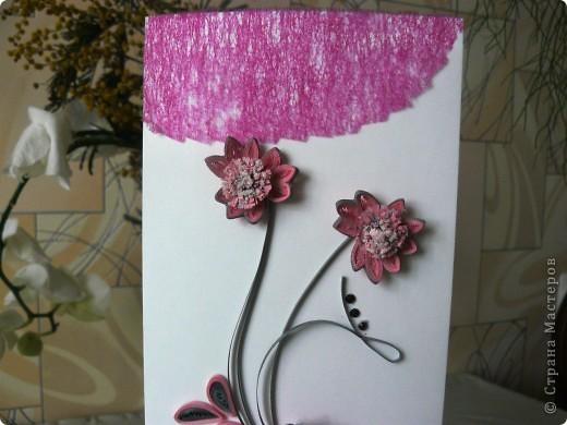 Привет из Одессы!!! Я опять с открытками, пусть у Вас будет хорошее настроение и красивые работы! Жду Вас к себе в гости! фото 7