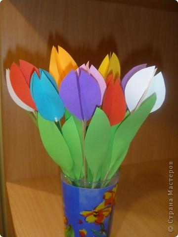 Цветы к 8 Марта фото 5