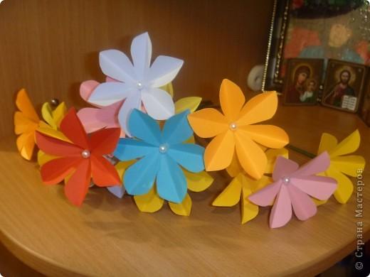 Цветы к 8 Марта фото 2