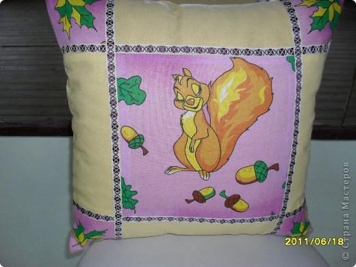 подушка детская фото 2