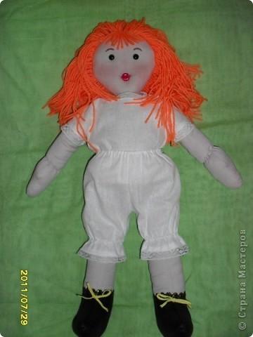 игровая кукла Маша-моя первая кукла фото 2