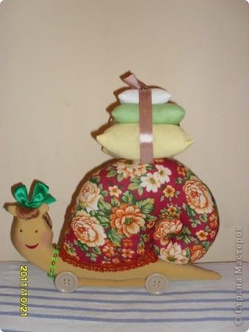 текстильно-кукольная композиция фото 3