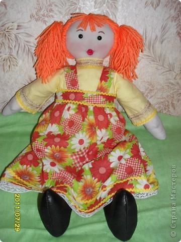 игровая кукла Маша-моя первая кукла фото 3