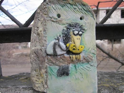 """В ожидании.(По карикатуре Дубинина Валентина """"Месть"""") фото 2"""
