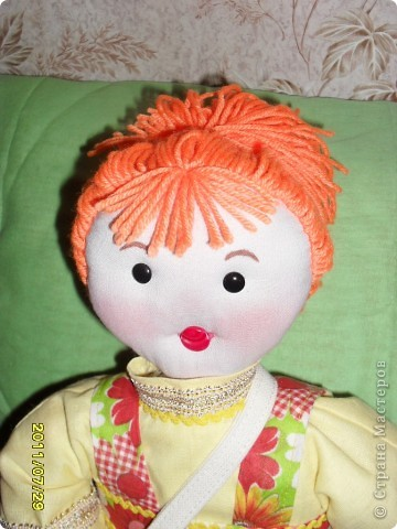 игровая кукла Маша-моя первая кукла фото 4