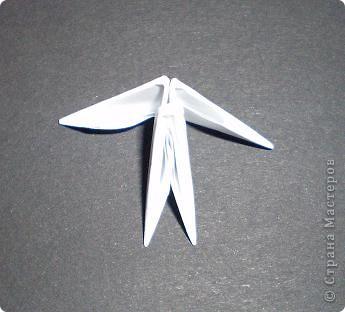 Мастер-класс Поделка изделие Оригами китайское модульное Северный Олень Бумага фото 2
