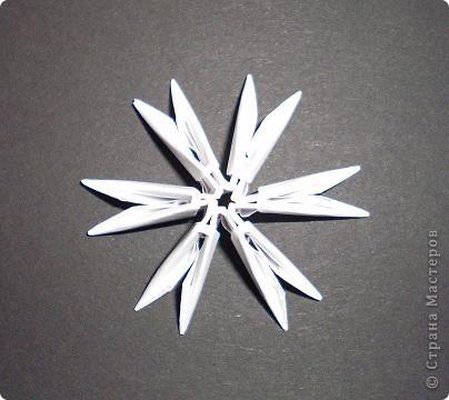 Мастер-класс Поделка изделие Оригами китайское модульное Северный Олень Бумага фото 3