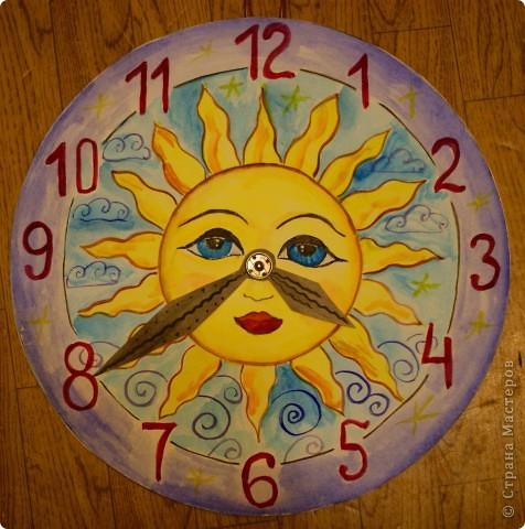 Фото подделки на новый гКак сделать часы
