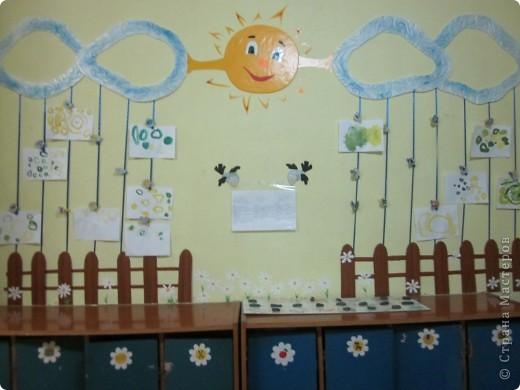 Оформление раздевалки детского сада своими руками фото