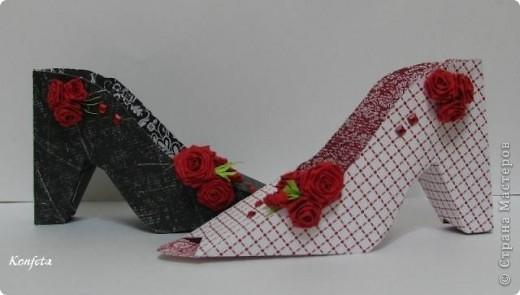 Туфельки фото 1
