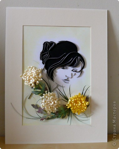 Пришло время моей очередной девушки с цветами. фото 1