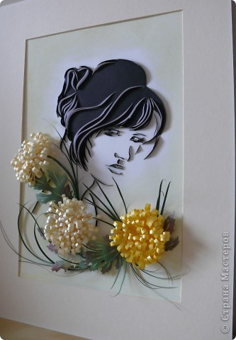 Пришло время моей очередной девушки с цветами. фото 2