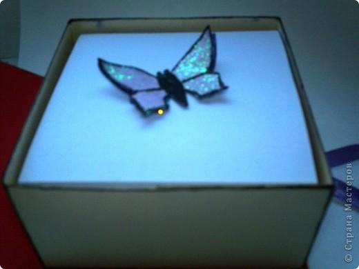 Наконец решилась и сделала коробочку с блоком для записей. Спасибо Тане Имполитовой и ее коробочке-книжке https://stranamasterov.ru/node/323176?c=favusers.  фото 6