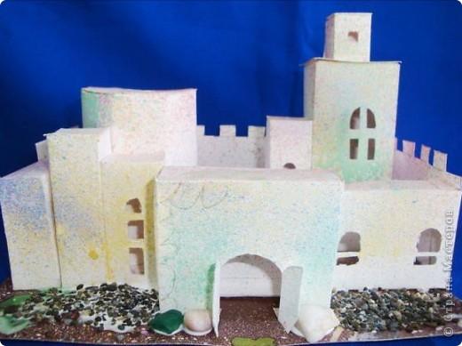 Схема крепости Бумага фото