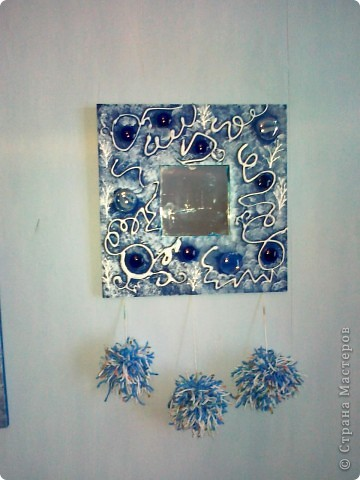 Скандинавские зеркала фото 3