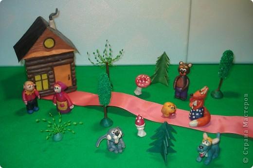 Поделки из сказок своими руками для детских садиков