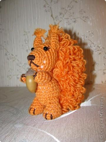 Игрушка Вязание крючком Мои