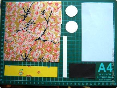 Куклы Мастер-класс Моделирование конструирование Как сделать бумажную японскую куколку Бумага фото 2