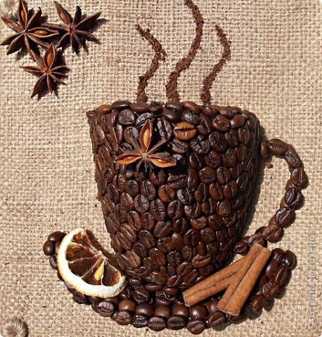 Мастер классы поделок с кофе