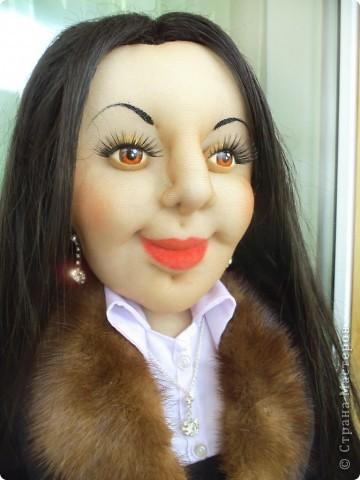 Куклы Шитьё кукла Марина Капрон фото 1
