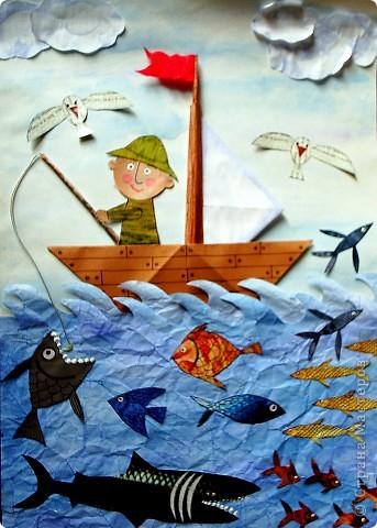 Поделки на рыболовную тему 97