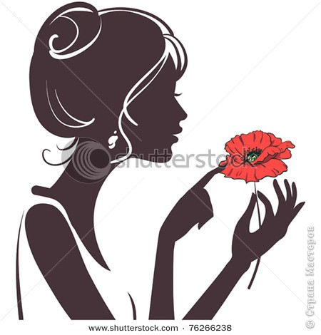 Всем здравствуйте! Выставляю свою очередную девушку :) Уж очень мне нравятся девушки и цветы. фото 6