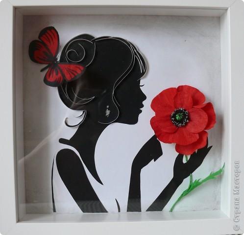 Всем здравствуйте! Выставляю свою очередную девушку :) Уж очень мне нравятся девушки и цветы. фото 5