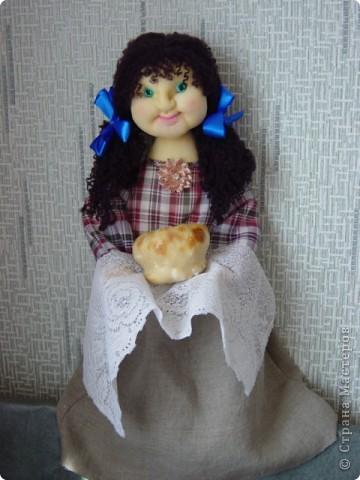 Кукла-пакетница фото 1