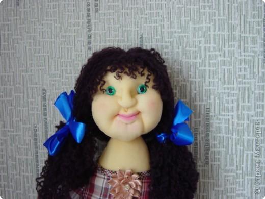 Кукла-пакетница фото 2