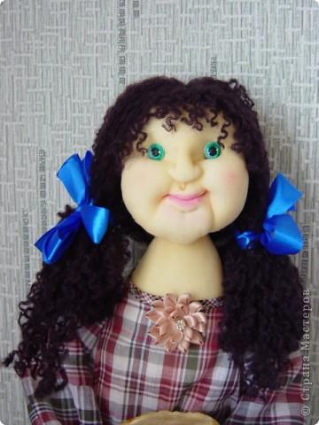 Кукла-пакетница фото 3