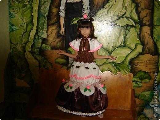 Карнавальный костюм тортик фото