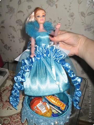 Шкатулка кукла мастер класс из пластиковых бутылок