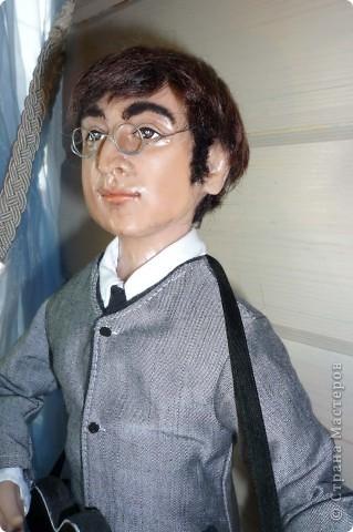 куклы Битлз фото 2