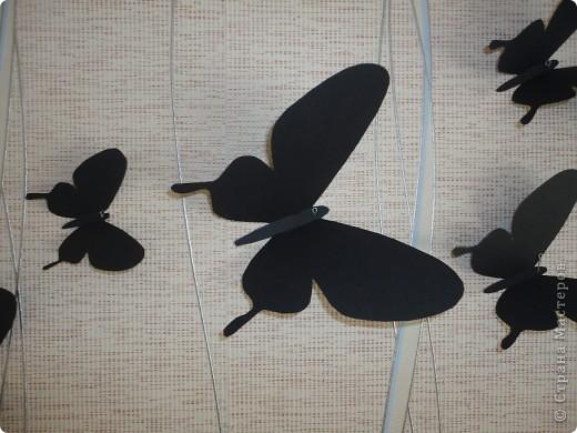Картина панно рисунок Квиллинг Жар птица и декор стен Булавка английская Бумажные полосы Картон Клей фото 4