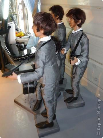 куклы Битлз фото 3