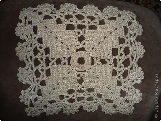 Вязание из бельевой верёвки