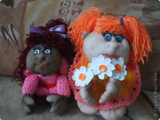 Куклы попики - на удачу! фото 1