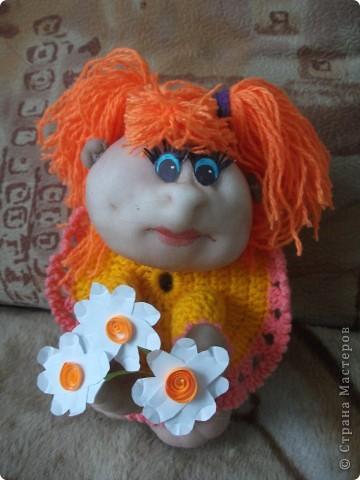 Куклы попики - на удачу! фото 2