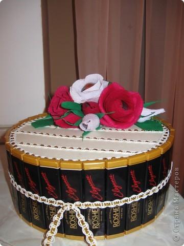 """Вот такой торт """"испекла"""" я на день рождения своему брату!"""