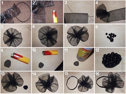 Как делать бантик фото 1