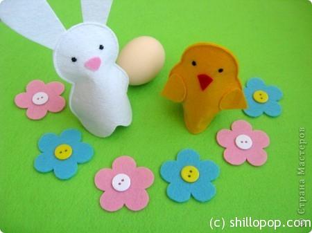 Костюмчики для яиц :)